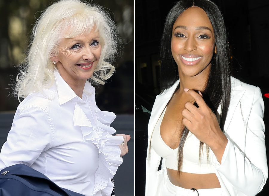 'Strictly' Star Debbie McGee Labels Stories Of A Feud With Alexandra Burke As