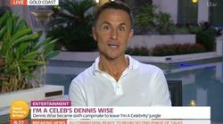 I'm A Celebrity's Dennis Wise Speaks Out On Accusations He Bullied Iain