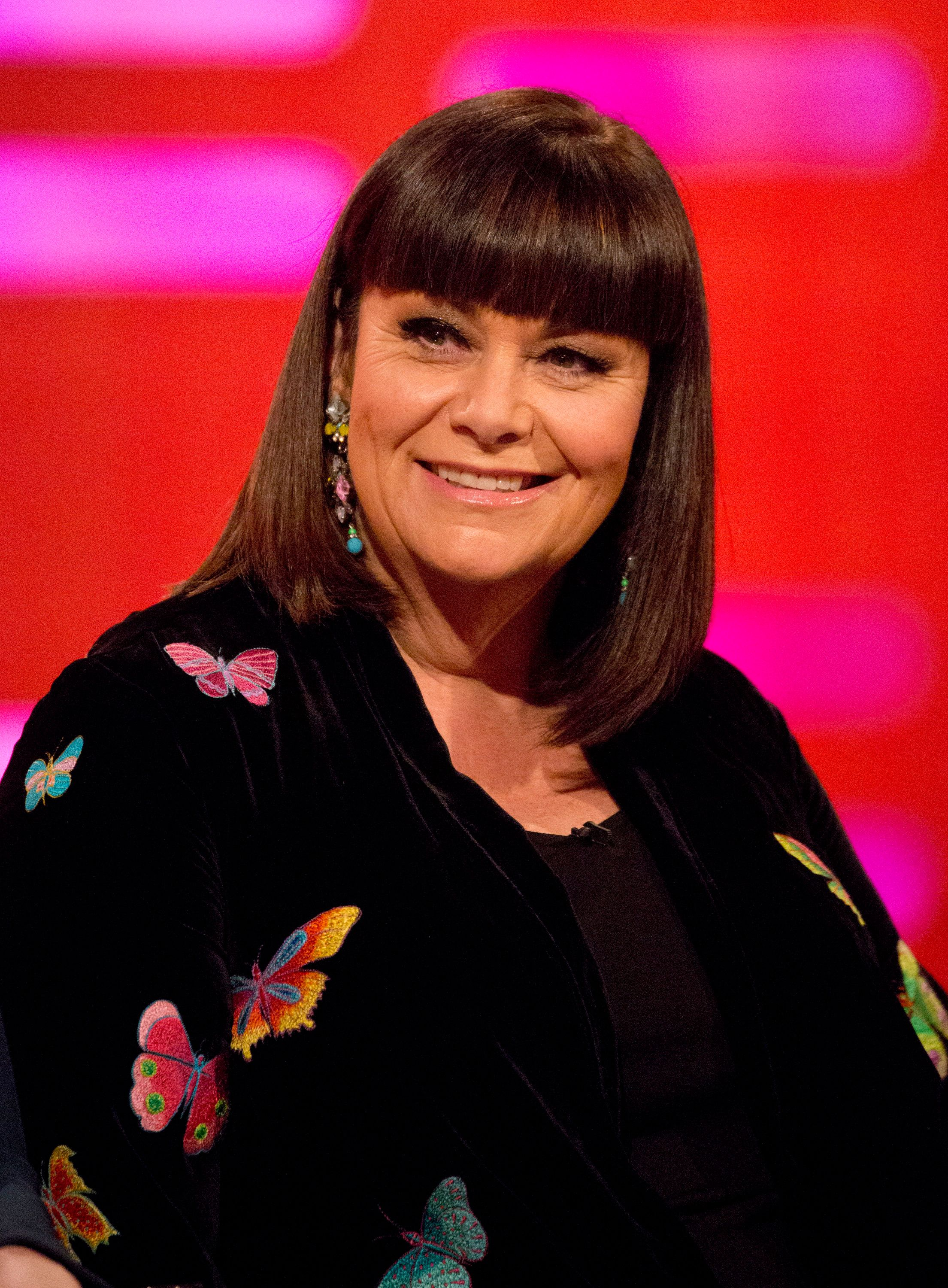 ​Dawn French Reveals Seriously Awkward 'Mamma Mia!'