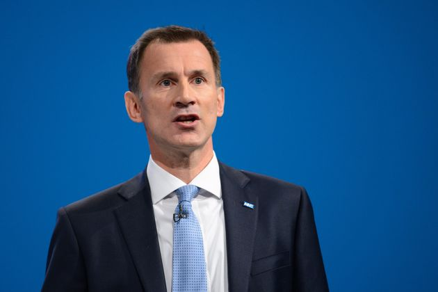 Jeremy Hunt urged EU doctors and nurses to stay to continue their 'life-saving