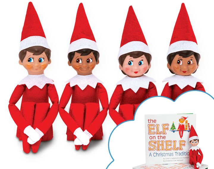 The Elf on the Shelf seems to have inspired anumber of similar holiday products and hilarious memes.