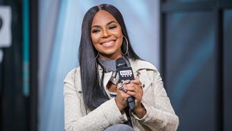 Ashanti visits Build Series NYC on November 30, 2017. Photo by Joe Russo.