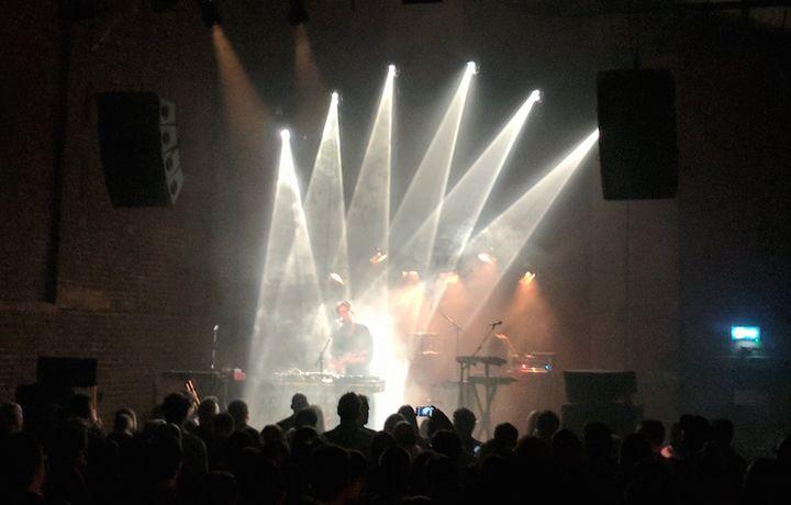 <p><em>Live at Village Underground, Shoreditch</em></p>