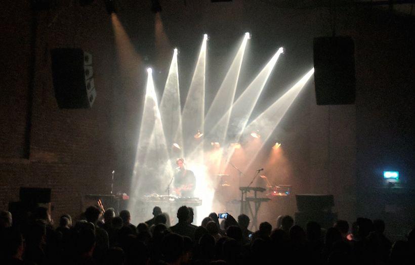 <em>Live at Village Underground, Shoreditch</em>