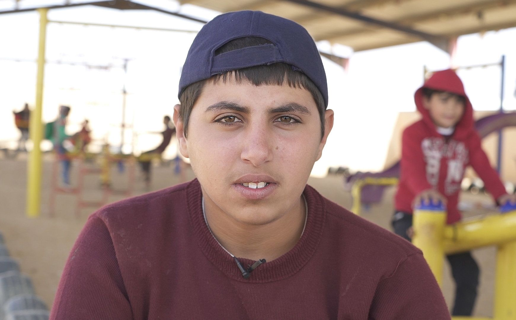 Syrian Refugee Children Are Facing A Mental Health Crisis, But This Is How They're Being