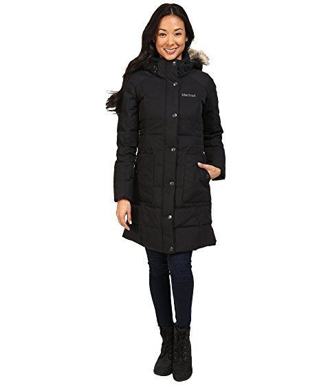 """<strong>Marmot Clarehall Jacket</strong><br><a href=""""https://www.zappos.com/p/marmot-clarehall-jacket-black/product/8702327/c"""