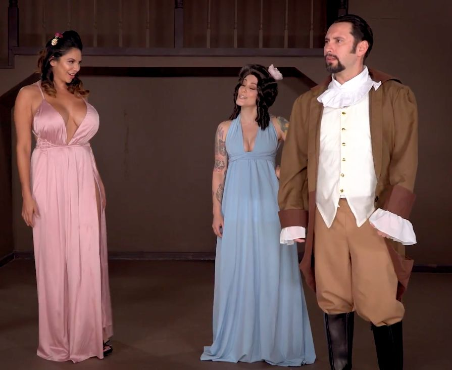 Yep, Someone Did A 'Hamilton' Porn Parody, And It's As Raunchy As You'd Expect