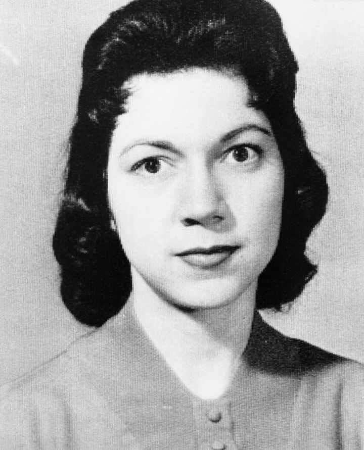 Irene Garza's body was found floating in an irrigation canal on April 21, 1960.