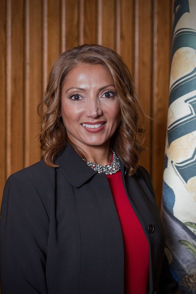 Preet Didbal has long had a passion for women's health, and hopes her win will encourage other