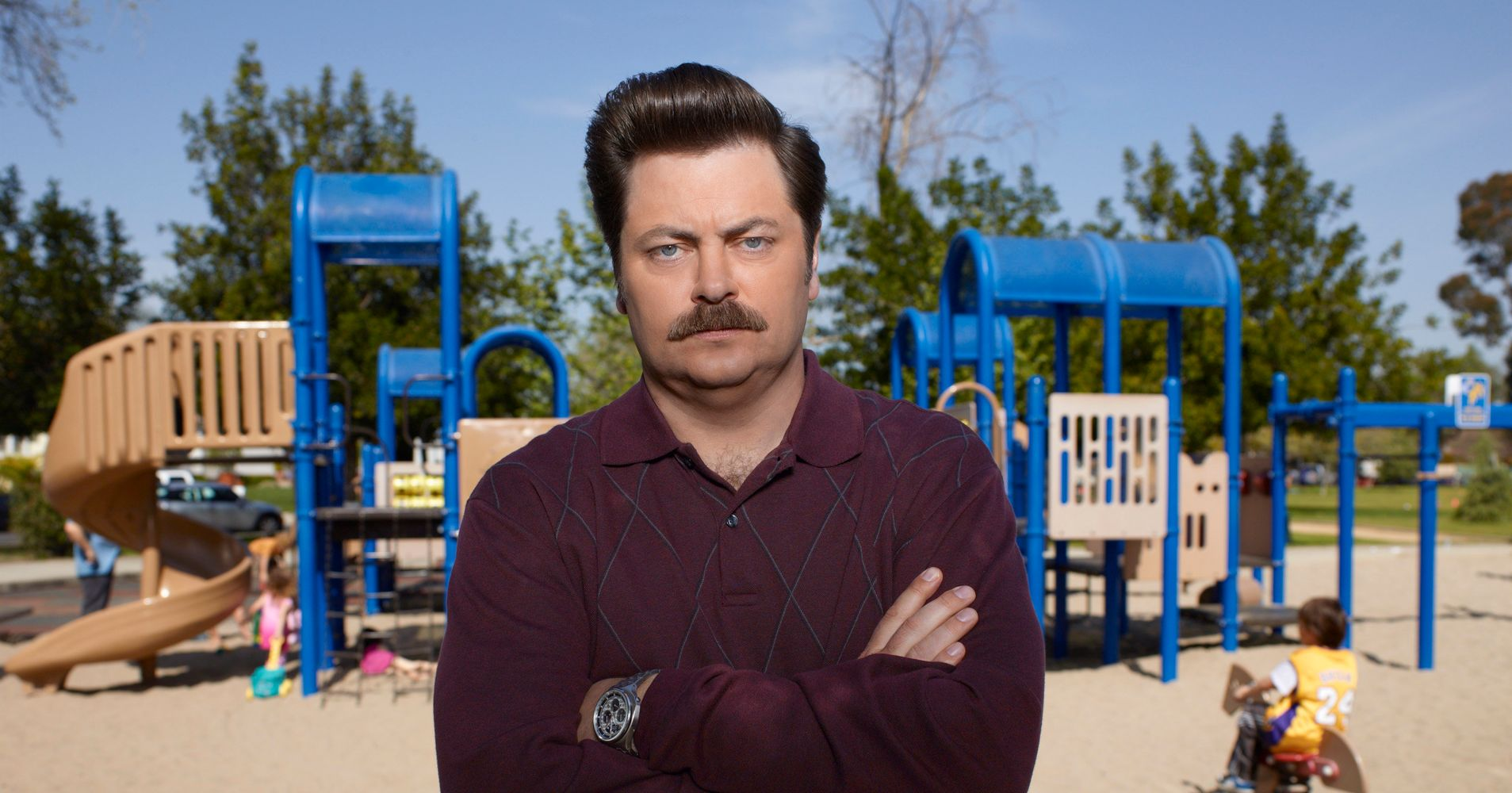 Ron Swanson Tells Fcc Chair Ajit Pai He Has No Honor For Trying To