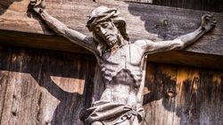 Ένα άγαλμα του Ιησού έκρυβε στα οπίσθιά του ένα μυστικό σημείωμα 240