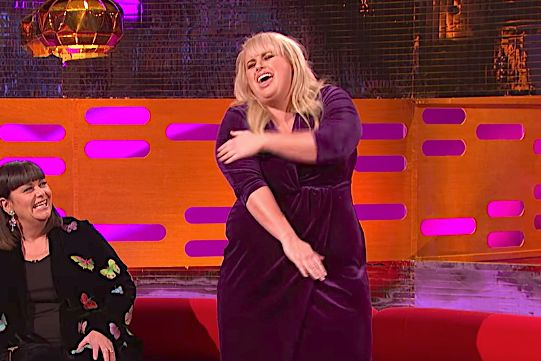 Watch Rebel Wilson Re-enact Her 'Pitch Perfect' Audition