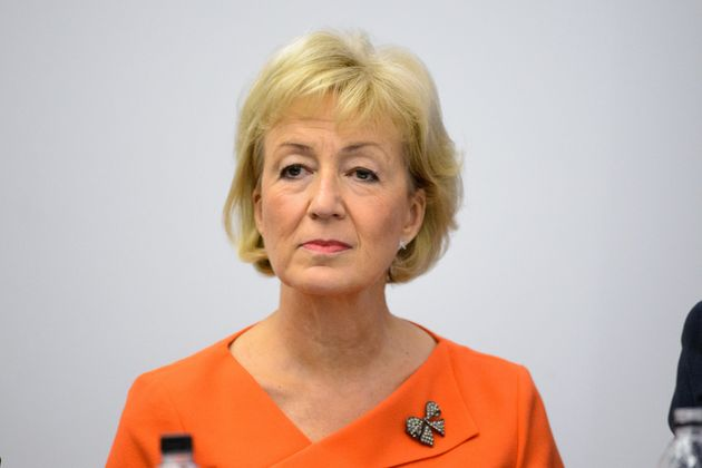 Andrea Leadsom 'Embarrassed' By Behaviour In Parliament Sex Harassment Scandal