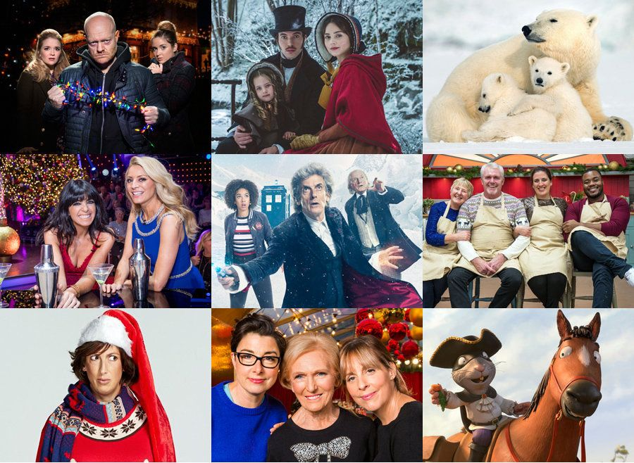Christmas Tv 2017 The 40 Festive Shows You Wont Want To Miss This