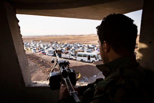 Το τέλος του πολέμου κατά του ISIS ανακοίνωσε ο πρωθυπουργός του
