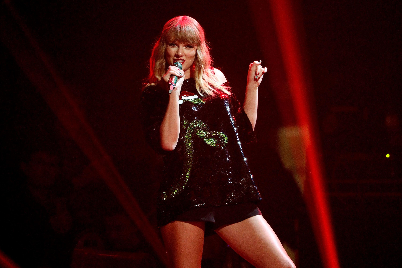 Z100 Jingle Ball: Taylor Swift headlines Madison Square Garden show