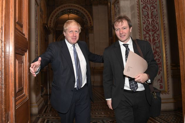 Boris Johnson met Nazanin Zaghari-Ratcliffe's husband Richard Ratcliffe on November 15, after he mistakenly...