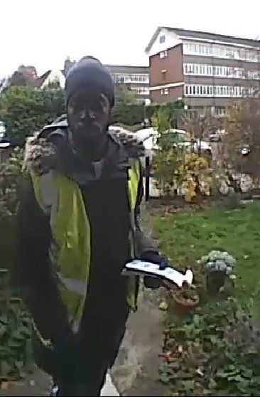 <strong>Another of the CCTV stills</strong>