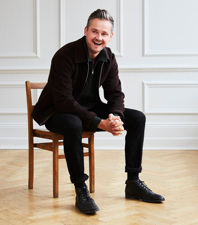 Tom Chaplin Compares Writing A Classic Christmas Song Is 'Like Breaking Into Fort