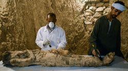 Αίγυπτος: Αρχαιολόγοι ανακάλυψαν μια μούμια στο