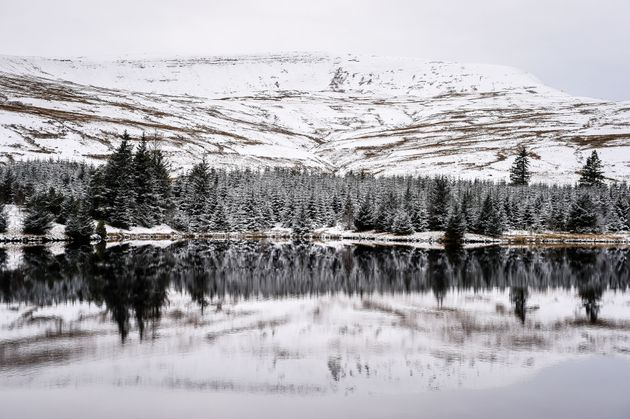 United Kingdom snow: Amber warning predicts snow across UK