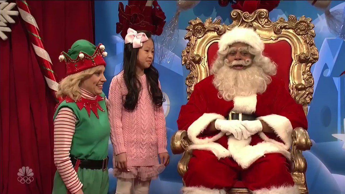 Santa faces facts on SNL