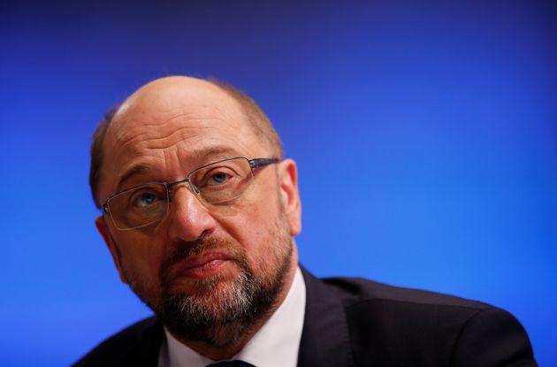 Γερμανία: Την πρόταση Σουλτς για «Ηνωμένες Πολιτείες της Ευρώπης» απέρριψε το