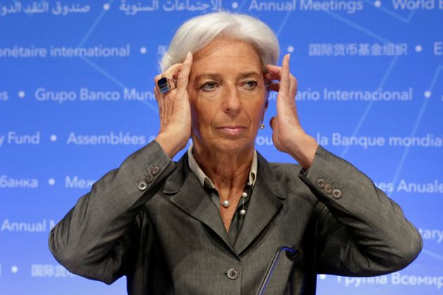 Λαγκάρντ: Χρειάζεται αναδιάρθρωση χρέους για να είναι βιώσιμο το μέλλον της ελληνικής