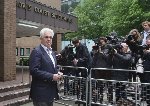 Disgraced former celebrity publicist Max Clifford, 74, has
