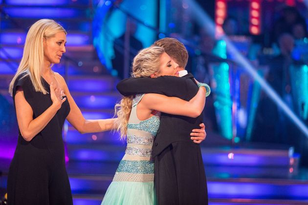 Mollie King and AJ Pritchard have been voted off 'Strictly Come