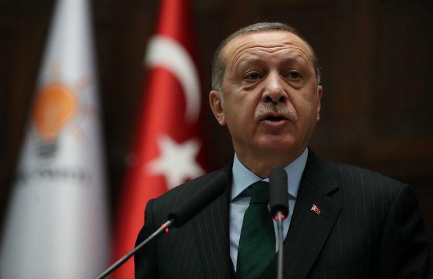 Ερντογάν: «Κράτος τρομοκράτης» που «σκοτώνει παιδιά» το