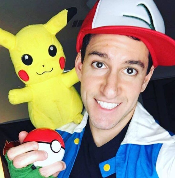 """Dallas YouTube personality and attorney, Lee Steinfeld (""""Leonhart"""")"""