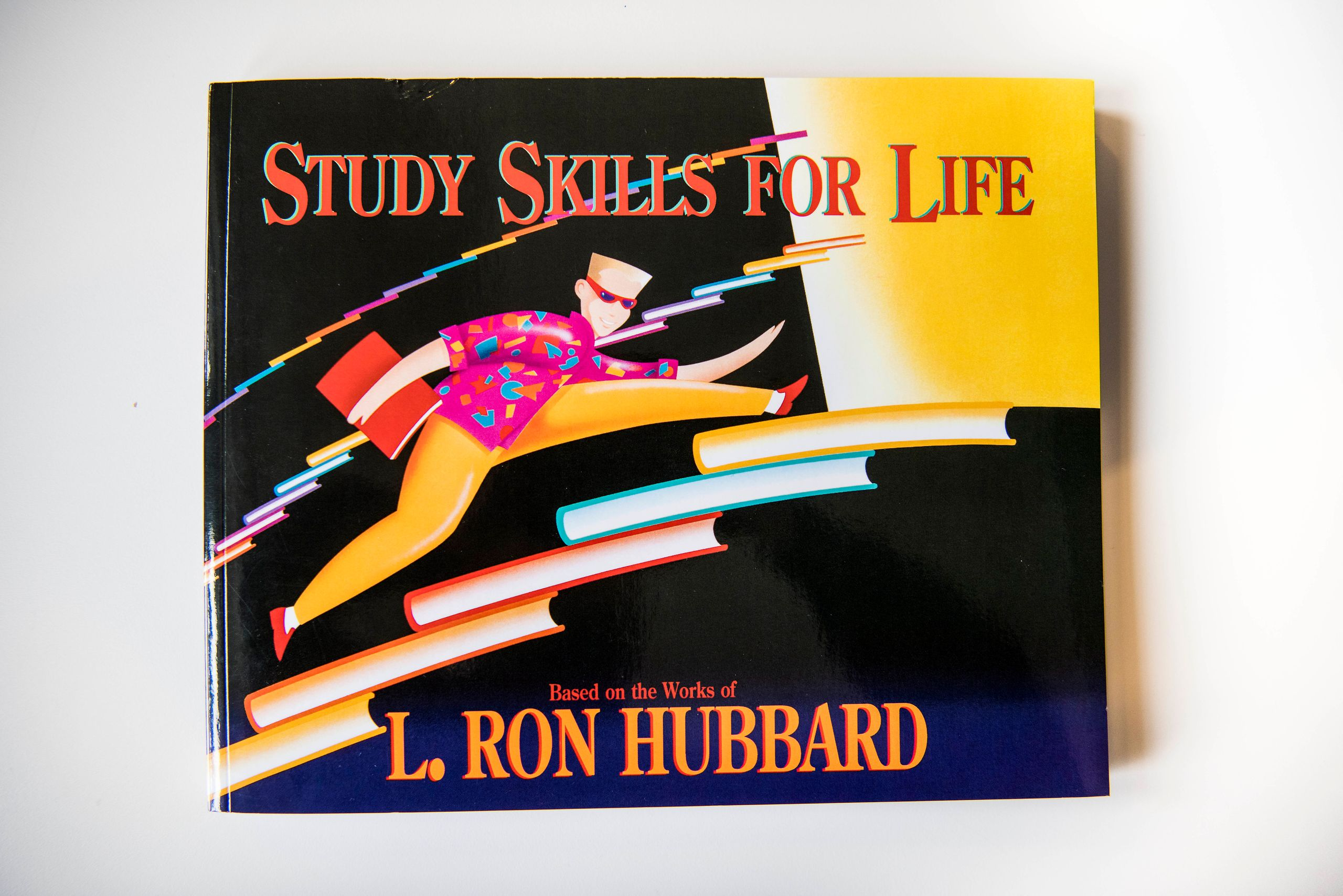 An Applied Scholastics book, Study Skills For Life.