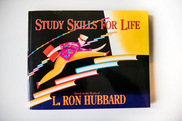 An Applied Scholastics book, Study Skills For