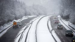 Temperatures To Plummet To -15C As UK To Wake Up To 'Black Ice