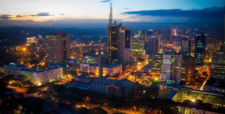 <p>Nairobi</p>
