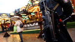 Γερμανία: Δεν σχετίζονται με τρομοκρατία oι τσάντες με σφαίρες που βρέθηκαν κοντά σε χριστουγεννιάτικη