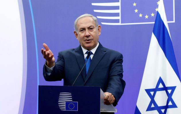Τους ΥΠΕΞ της ΕΕ συναντά ο Ισραηλινός πρωθυπουργός Νετανιάχου εν μέσω εντάσεων για την