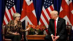 Theresa May Isn't Just Weak on Trump - She's Morally