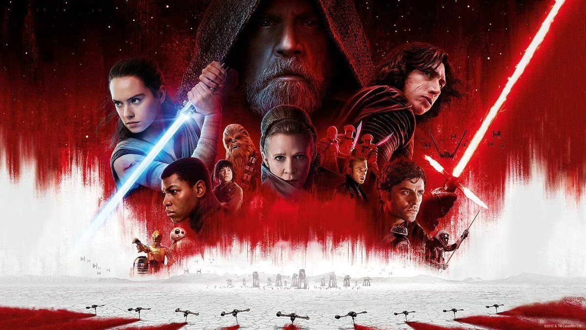'The Last Jedi' Gets Off To A Flying Start At The UK Box