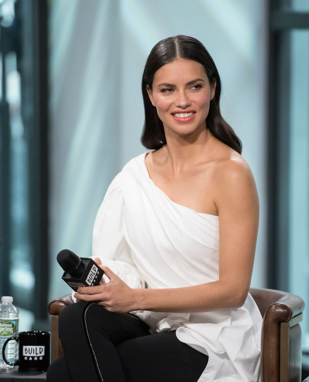 Victoria's Secret Angel Adriana Lima Announces She Will No Longer Strip Off 'For An Empty