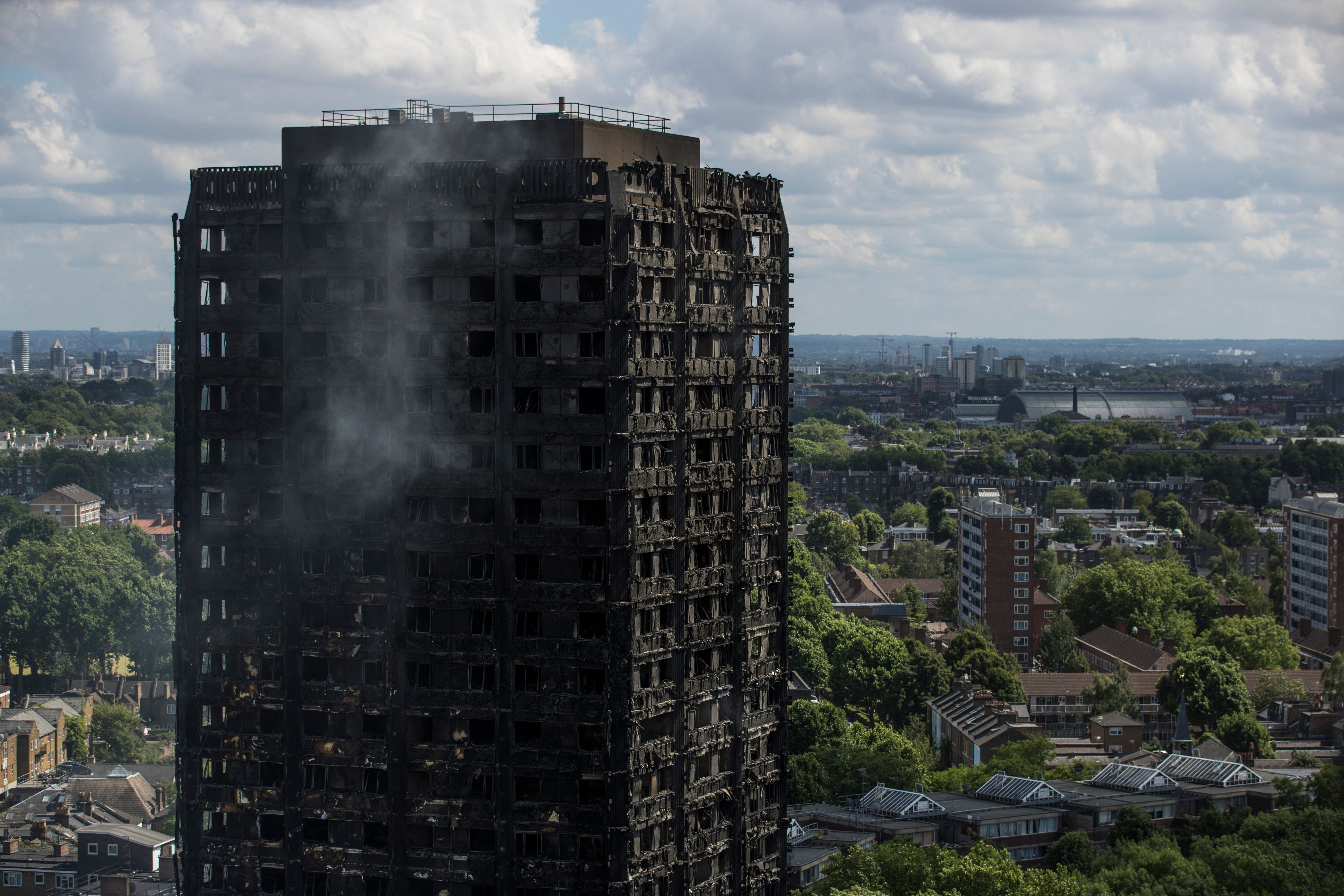 Grenfell Tower Public Inquiry Told Police Are Investigating Misconduct In Public Office