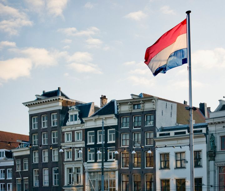 """Amsterdam in the Netherlands, which has topped a ranking of the countries that do the most """"good"""" outside their borders."""