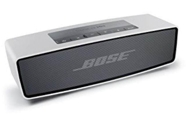 """Bose SoundLink Mini Series. 50% off from $200. <strong><a href=""""https://www.ebay.com/p/Bose-SoundLink-Mini-Series-I-Bluetooth-Wireless-Portable-Speaker/1252084112?iid=162460016883&amp;_trkparms=5373%3A0%7C5374%3AFeatured"""" target=""""_blank"""">Now $100</a></strong>."""