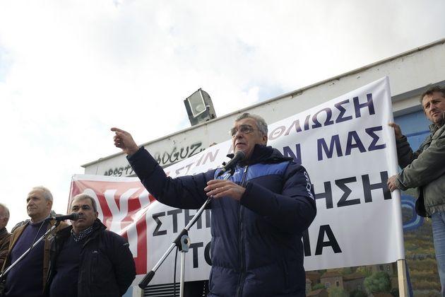 Δήμαρχος Λέσβου: Διατηρήστε το μειωμένο ΦΠΑ. Προμηθευόμαστε τα είδη πρώτης ανάγκης από την
