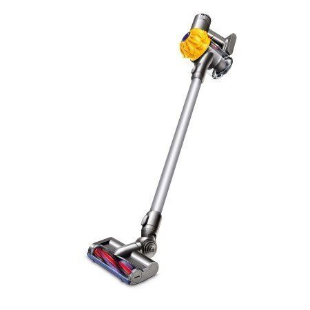 """Dyson DC59 Slim Cordless Stick Vacuum. 24% off from $249. <a href=""""https://jet.com/product/Dyson-DC59-Slim-Cordless-Stick-Vacuum/d8f3196662b24b6592fd56da0a0cd5ad"""" target=""""_blank""""><strong>Now $189</strong></a>."""