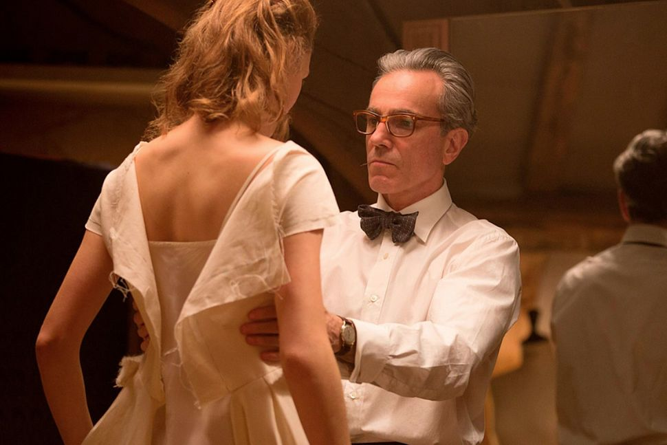 "At first, ""Phantom Thread"" seems like another movie about a fussy artist and his subservient muse. T"