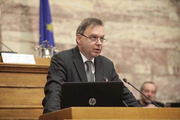 Γρ. Προϋπολογισμού: Παρατείνεται η θητεία του Λιαργκόβα μέχρι την επιλογή νέου