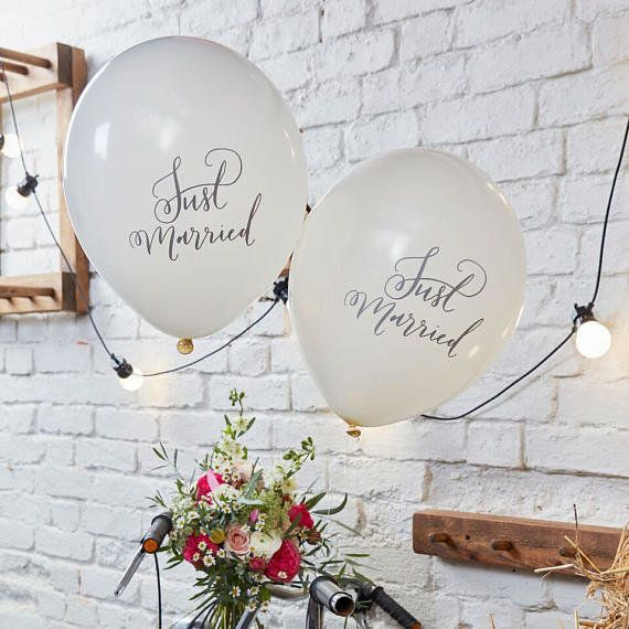 """We've seen couples incorporate balloons into their wedding portrait shoot, as a release after the ceremony or at the end of"