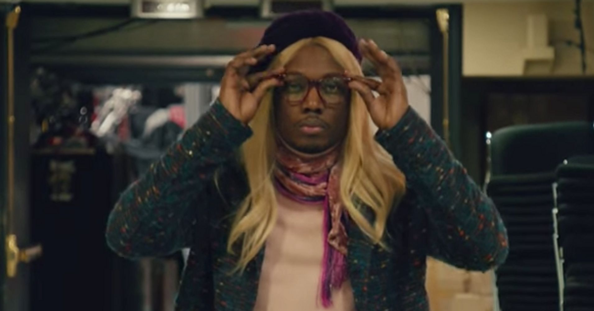 SNL's Michael Che Goes Undercover As A Liberal White Woman In Hilarious Sketch